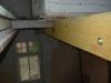 Wymiana zniszczonej belki w stropie między piętrami na nową