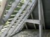 Dach budynku podlega kapitalnemu remontowi, obecnie zdejmowane są dachówki  oraz wzmocniona i remontowana jest część konstrukcji dachu