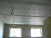 Sufity podwieszane po wstępnym montażu