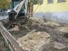 Przygotowanie terenu pod parking przy budynku
