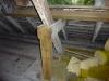 Wzmocnienia i gruntownego remontu wymaga konstrukcja więźby dachowej