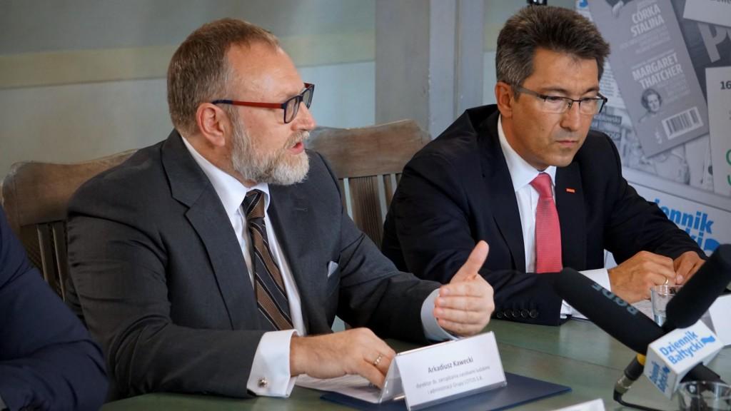 Arkadiusz Kawecki, Dyrektor ds. zarządzania zasobami ludzkimi i administracji Grupy Lotos S.A.