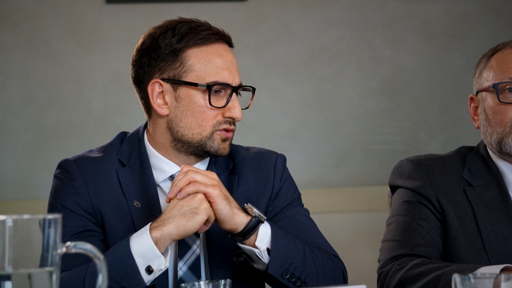 Cezary Maciołek, Wiceprezes Grupy Progres Sp. z o.o.