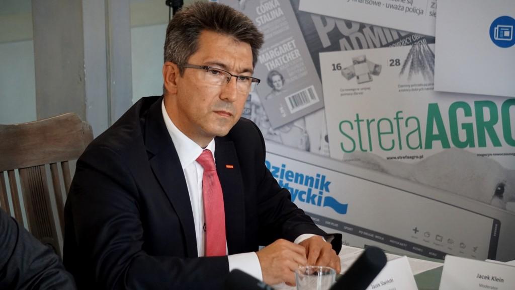 Jacek Siwiński, Prezes Velux Polska Sp. z o.o.