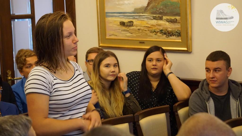 Dzień pierwszy WIWAG (18.09). Spotkanie inauguracyjne i prezentacja uczestników.