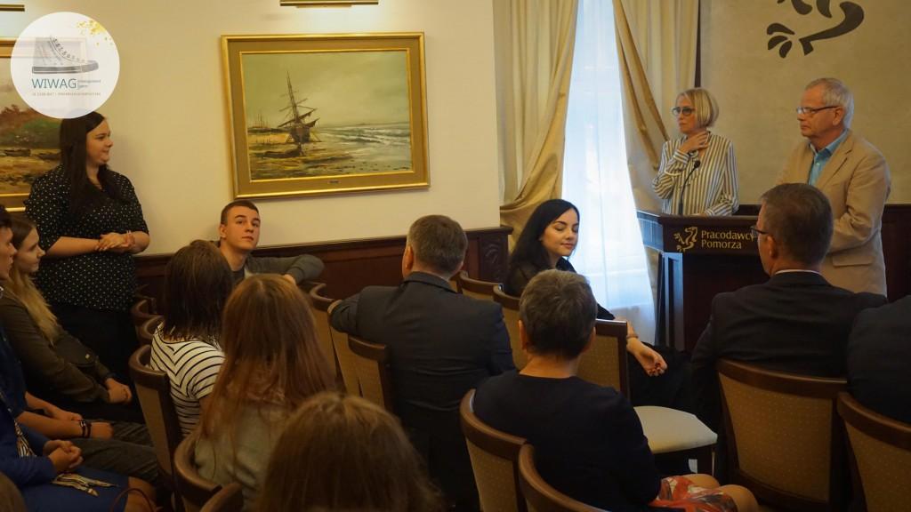 Dzień pierwszy WIWAG (18.09). Spotkanie inauguracyjne.