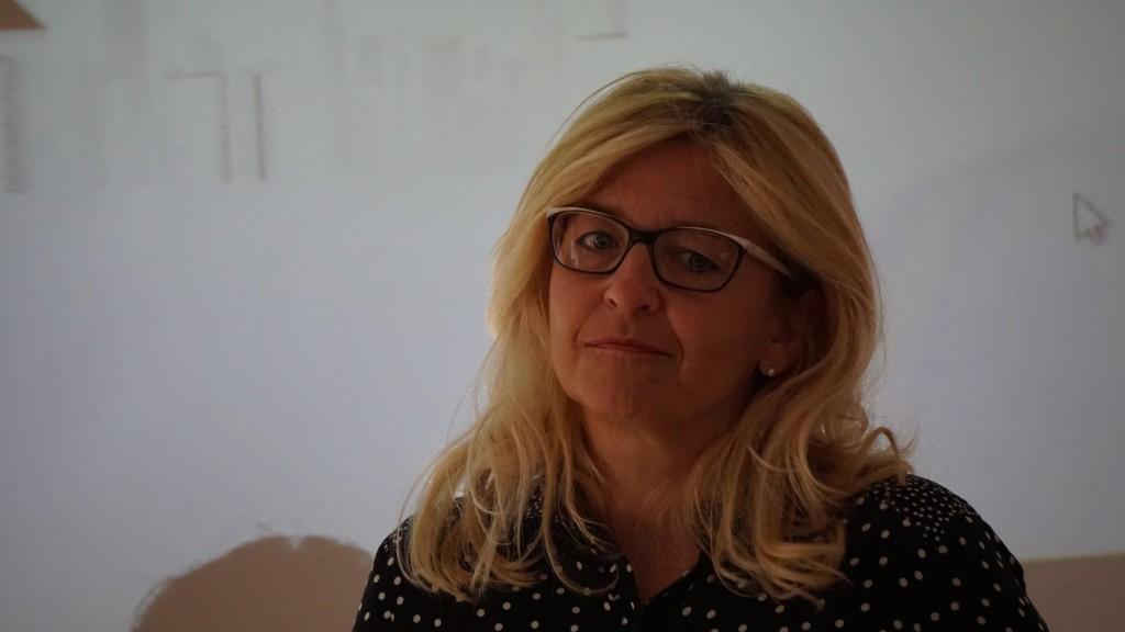 Małgorzata Tobiszewska (Prezes Stowarzyszenia Absolwentów MBA/Instytut Rozwoju Kadr)