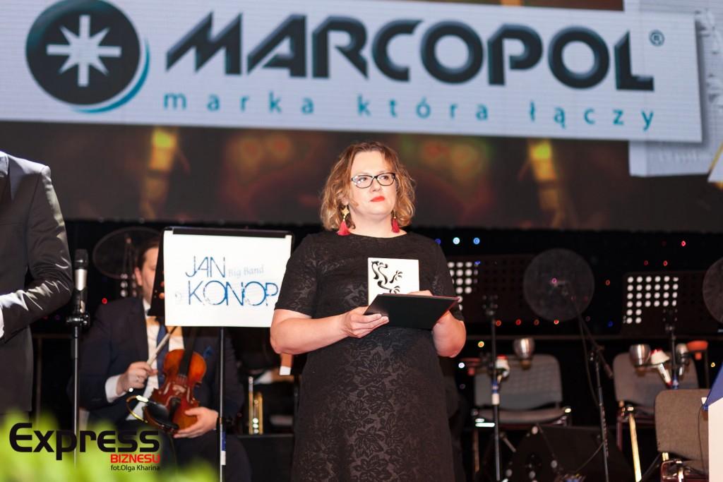 Wiceprezes International Paper-Kwidzyn Sp. z o.o. Aneta Muskała /fot. Express Biznesu