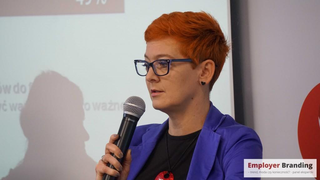 Małgorzata Wasilewska – Dyrektor Personalny, Yameo