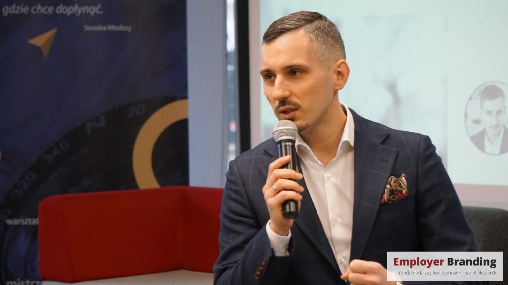 """Tomasz Smorgowicz – Przewodniczący Sekcji PR & Marketingu """"Pracodawców Pomorza"""" / CEO Studio 102"""