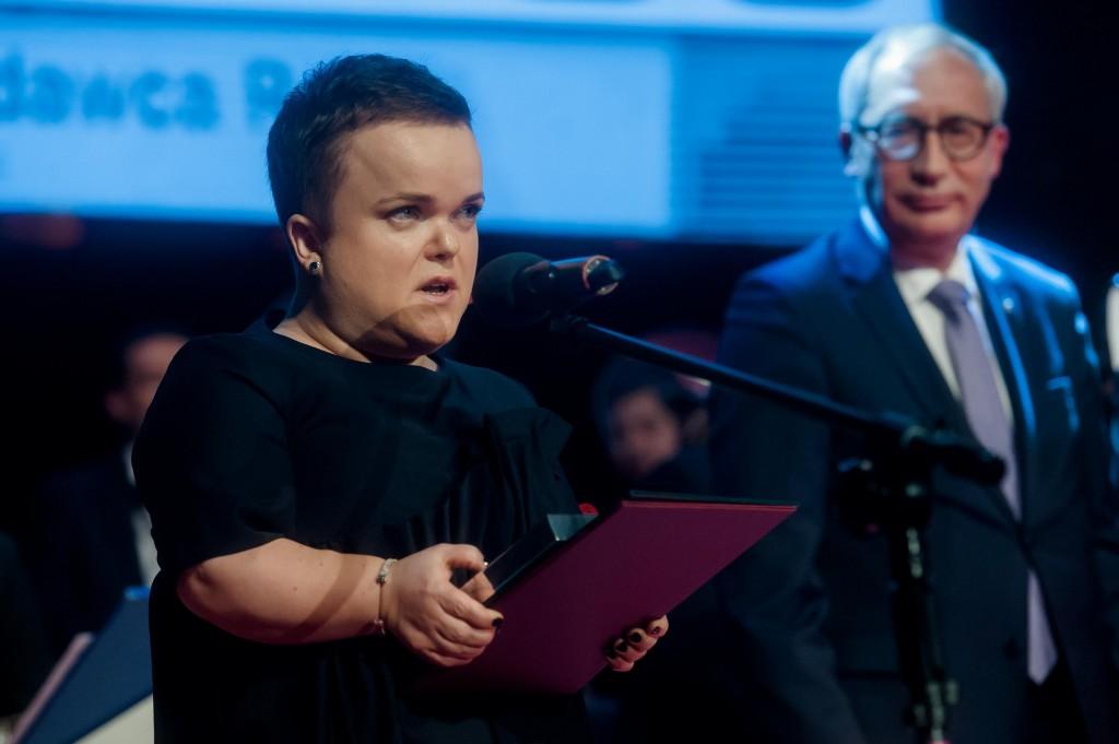 Prezes Zarządu Przedsiębiorstwa Prod.-Usługowego Izobud Sp. z o.o. Anna Górska /fot. Kosycarz Foto Press