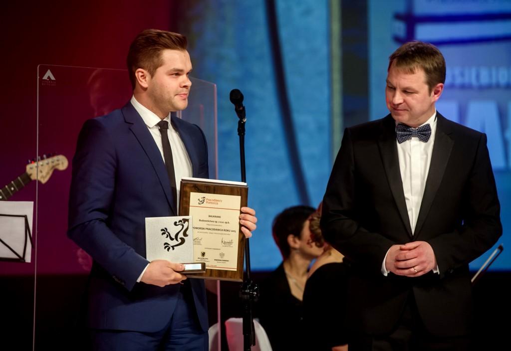 Daniel Pawłowski, Prezes Zarządu Baukrane_Fotor